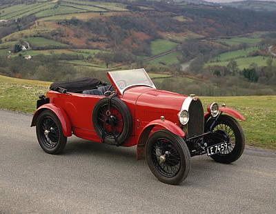 1926 Bugatti Type 40 1.5 Litre Grand Poster