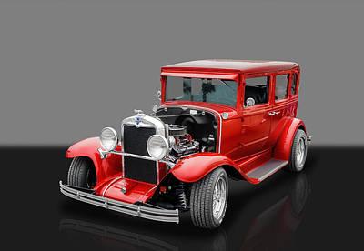 1930 Chevrolet Sedan Poster