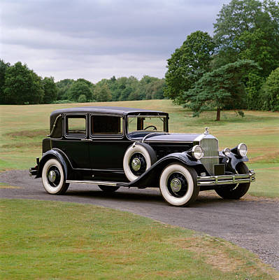 1930 Pierce Arrow Model 8 Four Door Poster