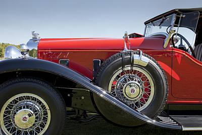 1932 Stutz Bearcat Dv32 Poster