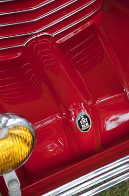 1936 Cord 810 Sportsman Grille Emblem Poster