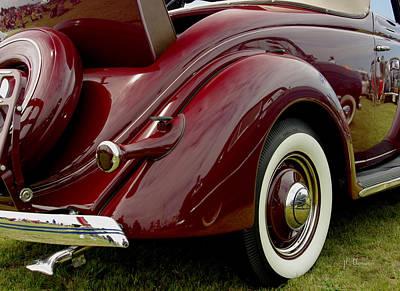 1936 Ford Phaeton Poster