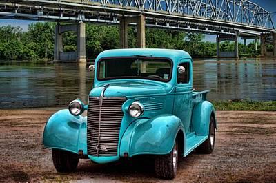 1938 Chevrolet Pickup Truck Poster