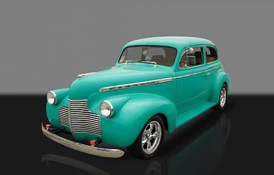 1940 Chevrolet Poster