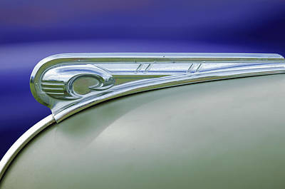 1947 Dodge Gi Joe Poster by Jill Reger