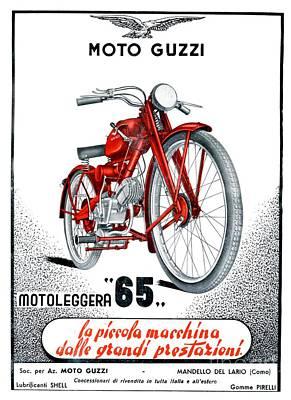 Moto Guzzi Posters (Page #3 of 4) | Fine Art America