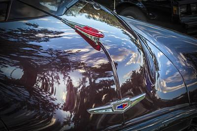 1949 Chevrolet Sedan Poster