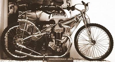 1950 Rotrax-jap Poster