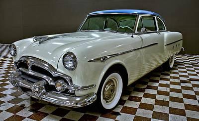 1953 Packard Clipper Poster