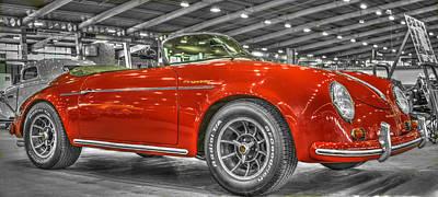 1954 Porsche 356 Speedster  Poster