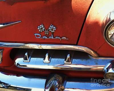 1956 Dodge 500 Series Photo 2b Poster