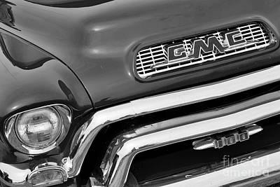 1956 Gmc Truck Poster
