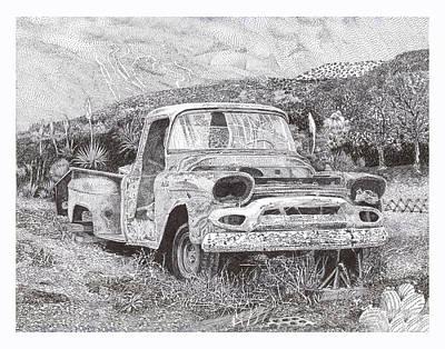 Ran When Parked Poster by Jack Pumphrey