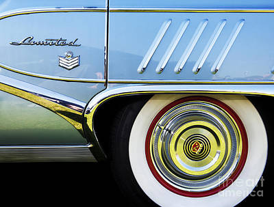 1958 Buick Limited Poster by Tim Gainey