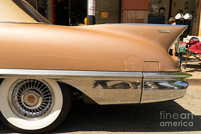 1958 Cadillac Eldorado Biarritz Dsc1427 Poster by Wingsdomain Art and Photography