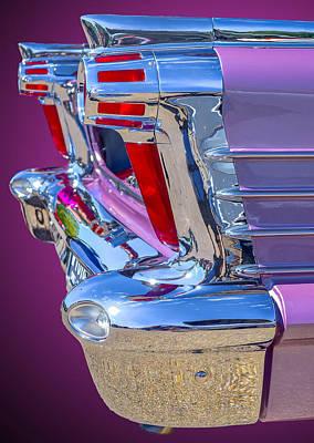 1958 Oldsmobile 98 Poster