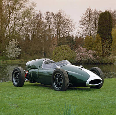 1959 Cooper Climax T51, 2.5 Litre 240 Poster by Panoramic Images