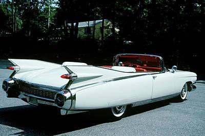 1959 El Dorado Biarritz Cadillac Poster