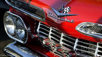1959 Impala Poster