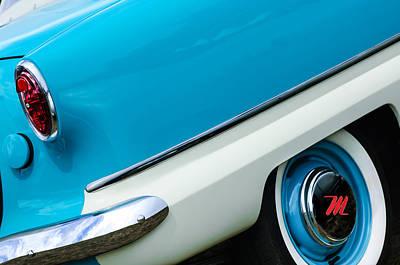 1959 Nash Metropolitan Wheel - Taillight Poster by Jill Reger
