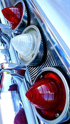 Poster featuring the photograph 1960 Chevrolet Impala by Joseph Skompski