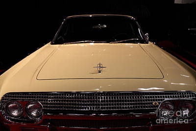 1961 Lincoln Continental Sedan - 5d19850 Poster