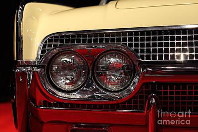 1961 Lincoln Continental Sedan - 5d20104 Poster