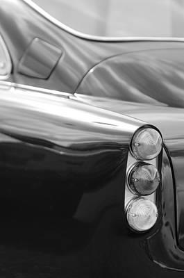 1963 Aston Martin Db4 Series V Vantage Gt Taillight Poster