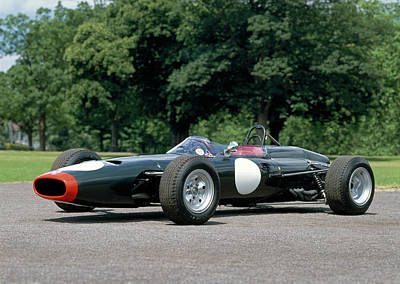 1964 Brm P261 Formula 1 Single-seat Poster by Panoramic Images