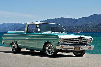 1964 Ford Rancero Poster