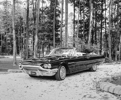 1964 Ford Thunderbird  Waterloo Poster by David Chapman