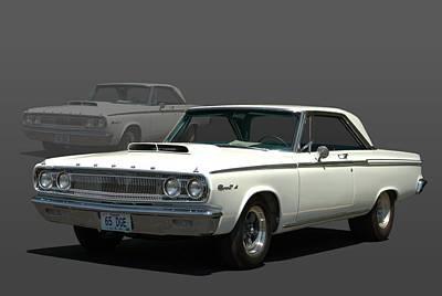 1965 Dodge Coronet 440 Poster