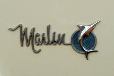 1965 Rambler Marlin Poster