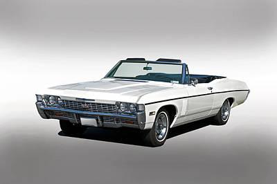 1967 Impala Ss427 Convertible Poster