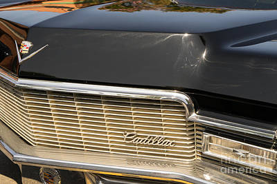 1968 Cadillac Coupe Deville Dsc1465 Poster by Wingsdomain Art and Photography