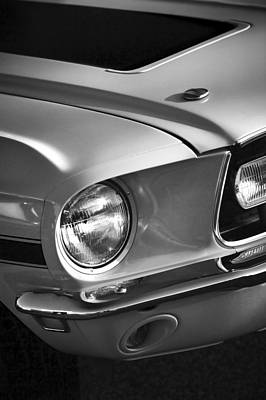 1968 Ford Mustang Gt/cs Poster