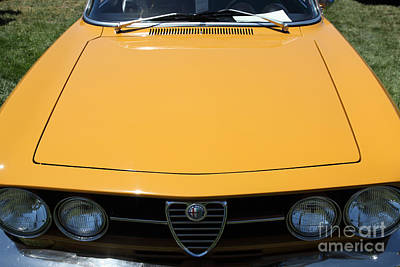 1969 Alfa Romeo 1750 Gtv Coupe 5d23173 Poster by Wingsdomain Art and Photography