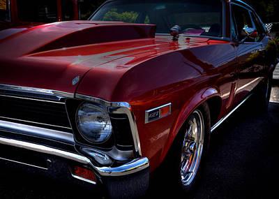 1969 Chevrolet Nova Poster