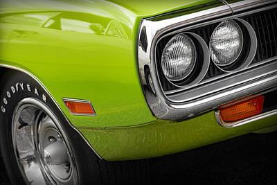1970 Dodge Coronet R/t Poster by Gordon Dean II