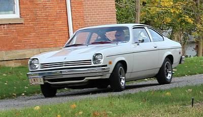 1971 Chevrolet Vega Poster