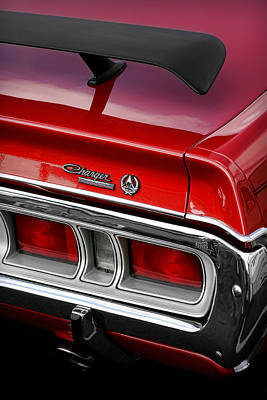 1971 Dodge Charger Se Poster by Gordon Dean II