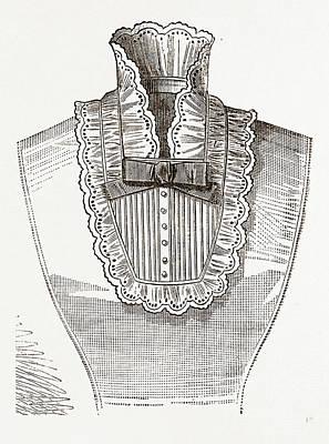 19th Century Fashion Poster