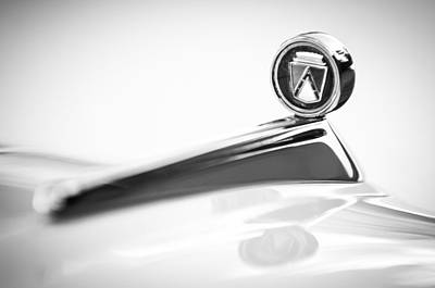 1963 Ford Falcon Futura Convertible  Hood Ornament Poster