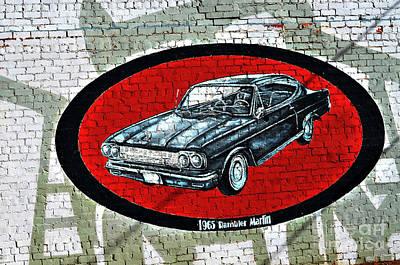 1965 Rambler Marlin Poster by Linda Cox