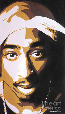 2pac. Poster