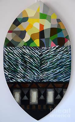 A Shield Poster by Jukka Nopsanen