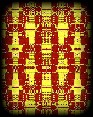 Abstract Series 7 Poster by J D Owen