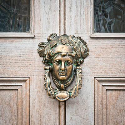 Antique Door Knocker Poster by Tom Gowanlock