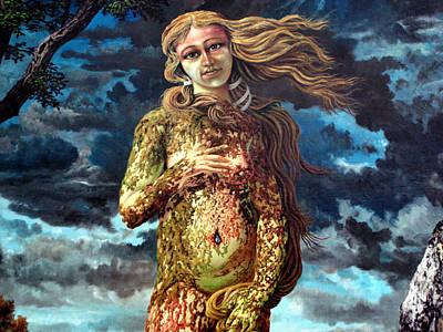 Aphrodite-venus Poster by Genio GgXpress