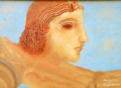 Apollo Hylates Poster by Augusta Stylianou